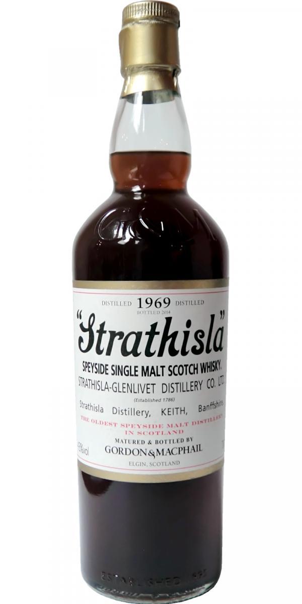 Strathisla 1969 GM