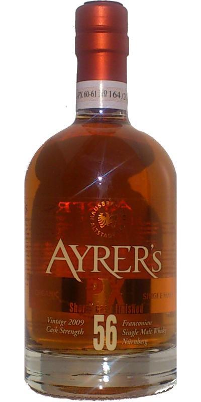 Ayrer's 2009