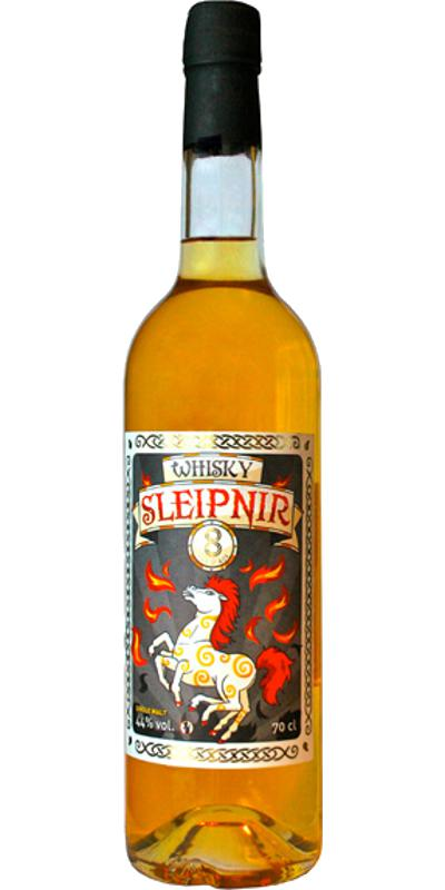Sleipnir 08-year-old