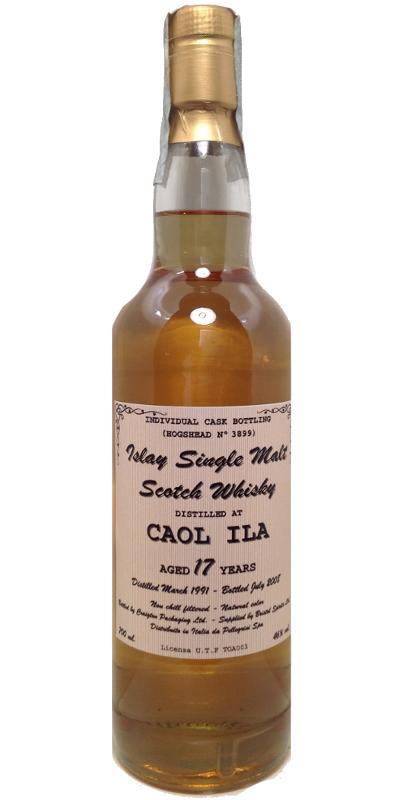 Caol Ila 1991 CPL