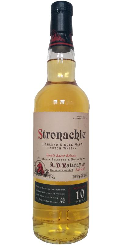 Stronachie 10-year-old DR