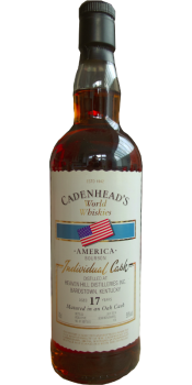 Heaven Hill 17-year-old CA