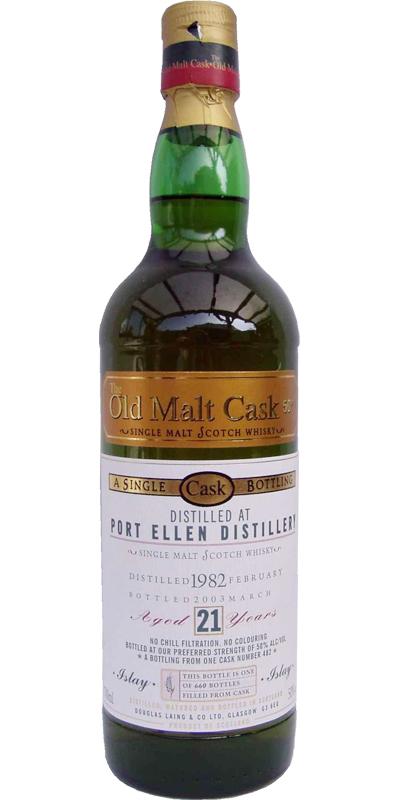 Port Ellen 1982 DL