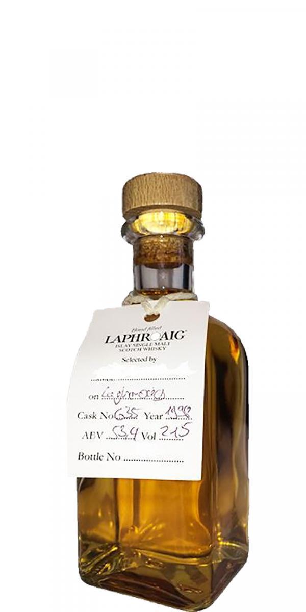 Laphroaig 1998