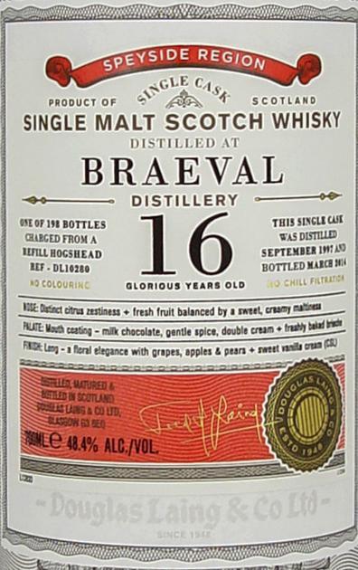 Braeval 1997 DL