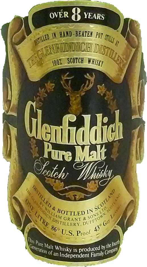 Glenfiddich 08-year-old