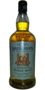 Hazelburn CV