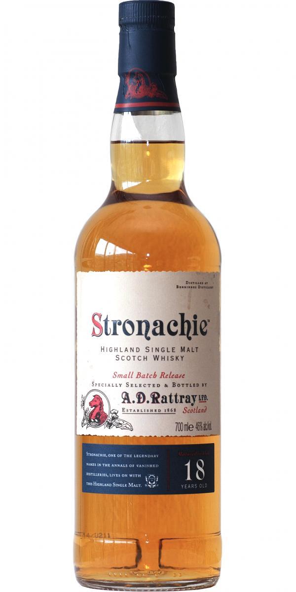 Stronachie 18-year-old DR