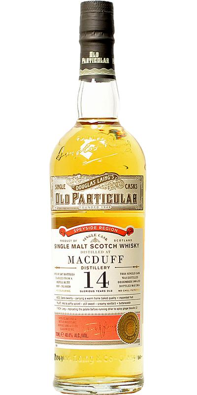 Macduff 1999 DL