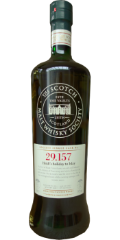 Laphroaig SMWS 29.157 Heidi's Holiday to Islay
