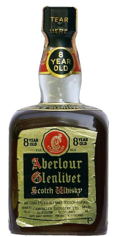 Aberlour 08-year-old