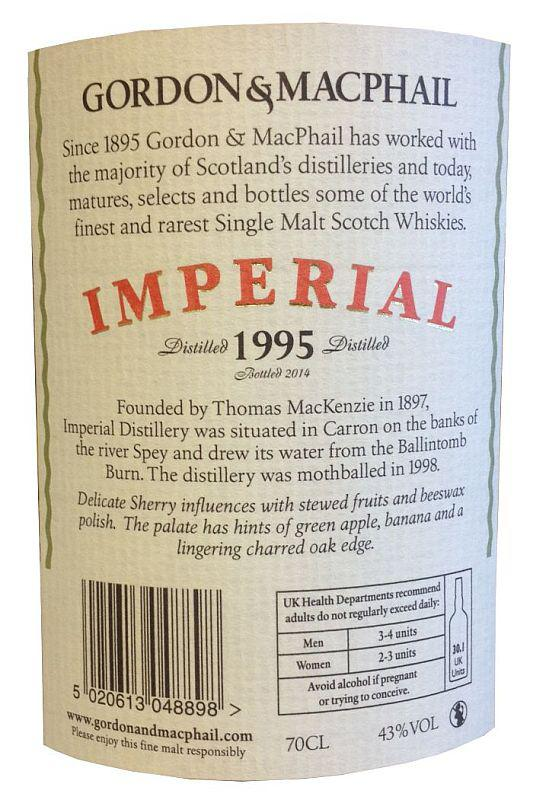 Imperial 1995 GM