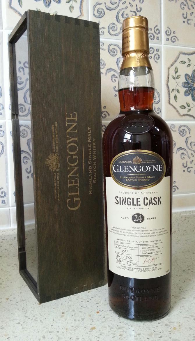 Glengoyne 1987
