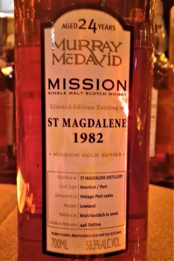 St. Magdalene 1982 MM
