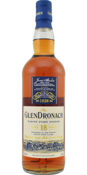 Glendronach 18-year-old
