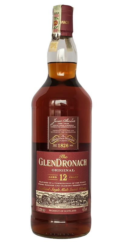 Glendronach 12-year-old Original
