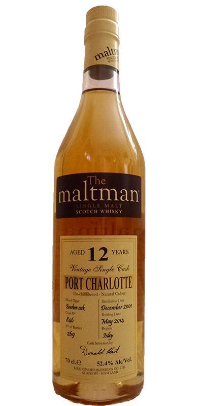 Port Charlotte 2001 MBl