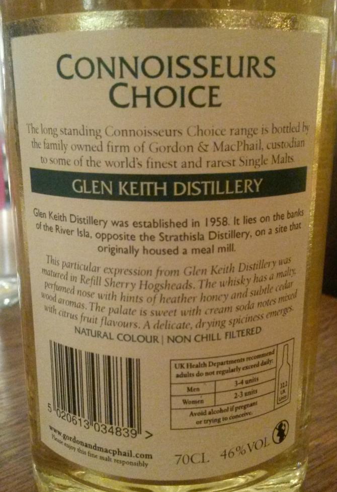 Glen Keith 1996 GM