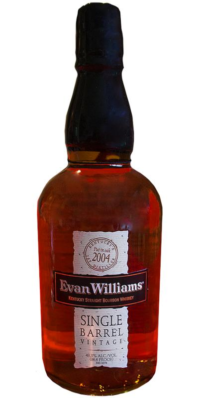 Evan Williams 2004