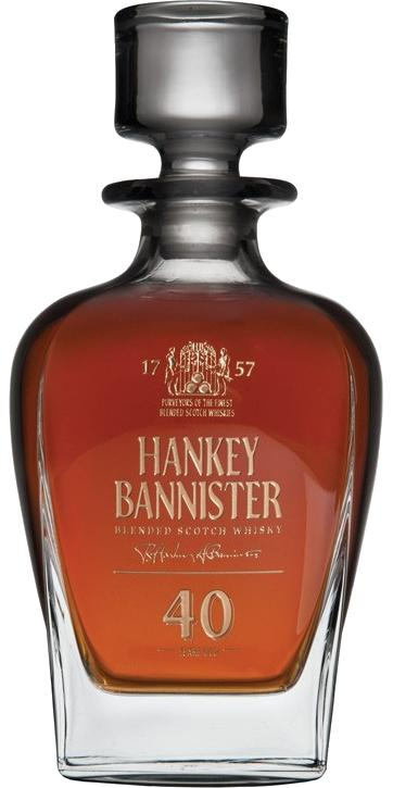 Hankey Bannister 40-year-old