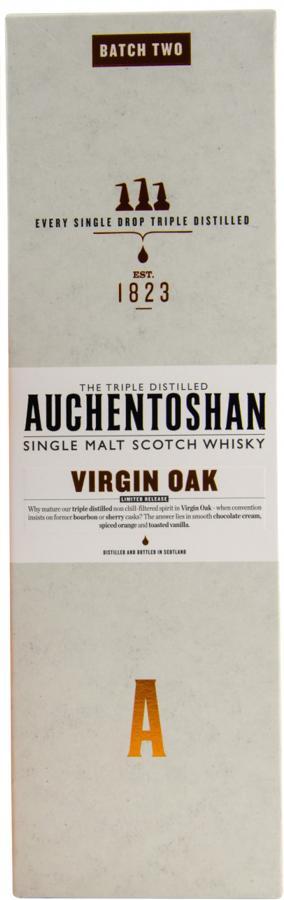 Auchentoshan Virgin Oak - Batch Two