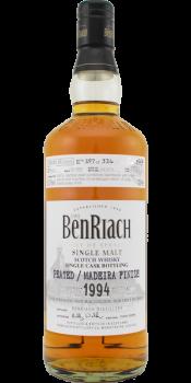 BenRiach 1994 - Peated