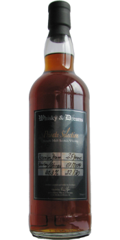 Reunion Dram 25-year-old W&D