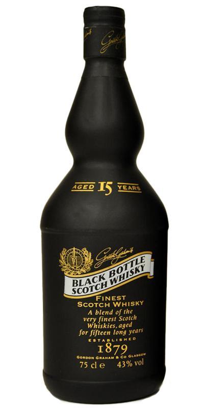Black Bottle 15-year-old