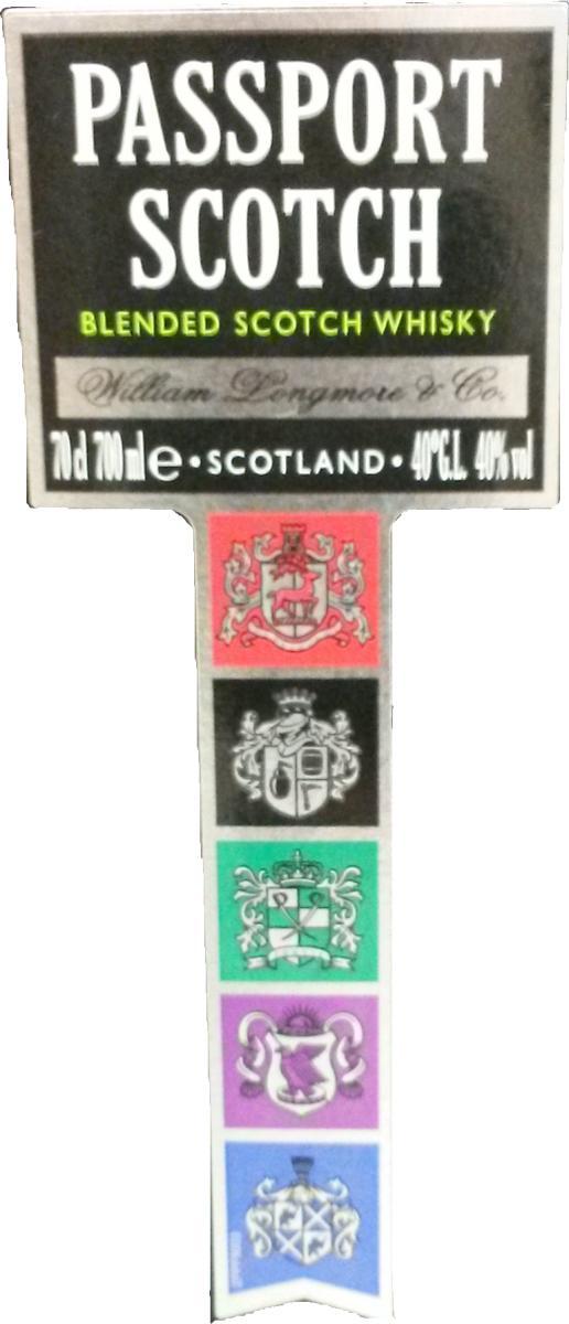 Passport Blended Scotch Whisky