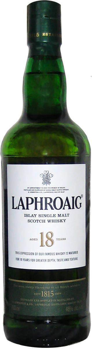 Laphroaig 18-year-old