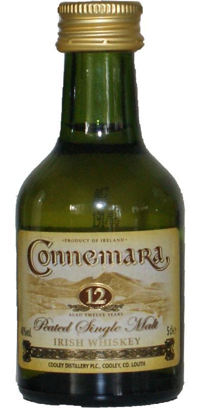 Connemara 12-year-old Peated