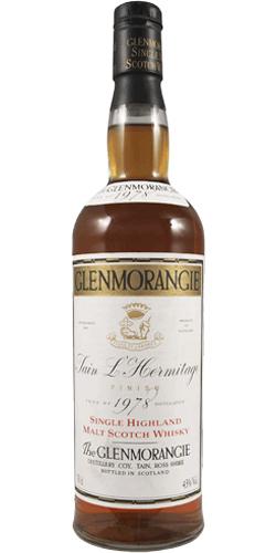 Glenmorangie 1978