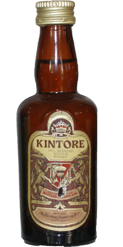 Kintore 100% Blended Scotch Whisky
