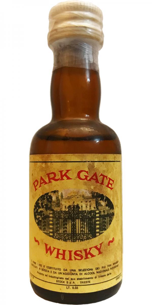 Park Gate Whisky