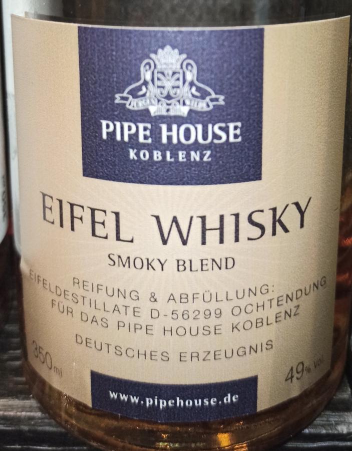Pipe House Eifel Whisky