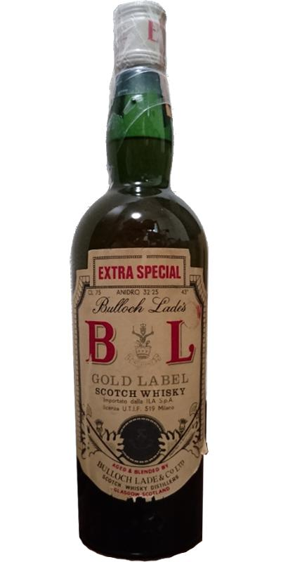 Bulloch Lade's Gold Label