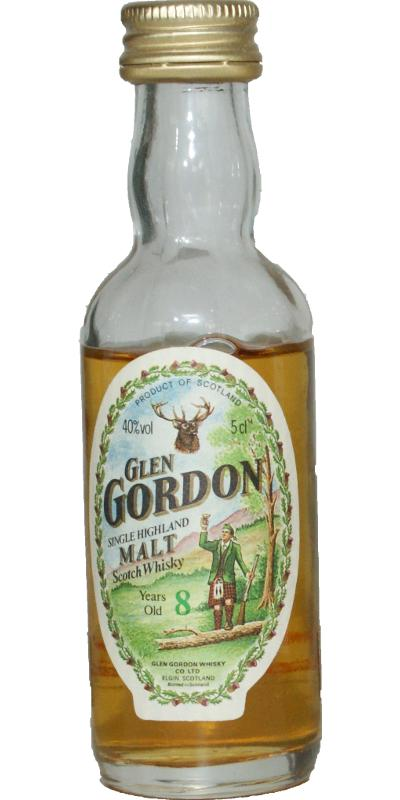 Glen Gordon 08-year-old GM