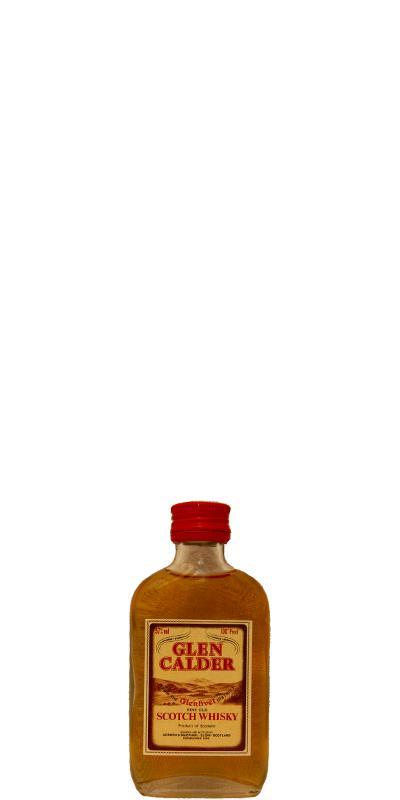 Glen Calder Fine Old Scotch Whisky GM