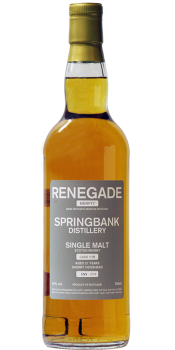 Springbank Renegade MBRPT7 MM
