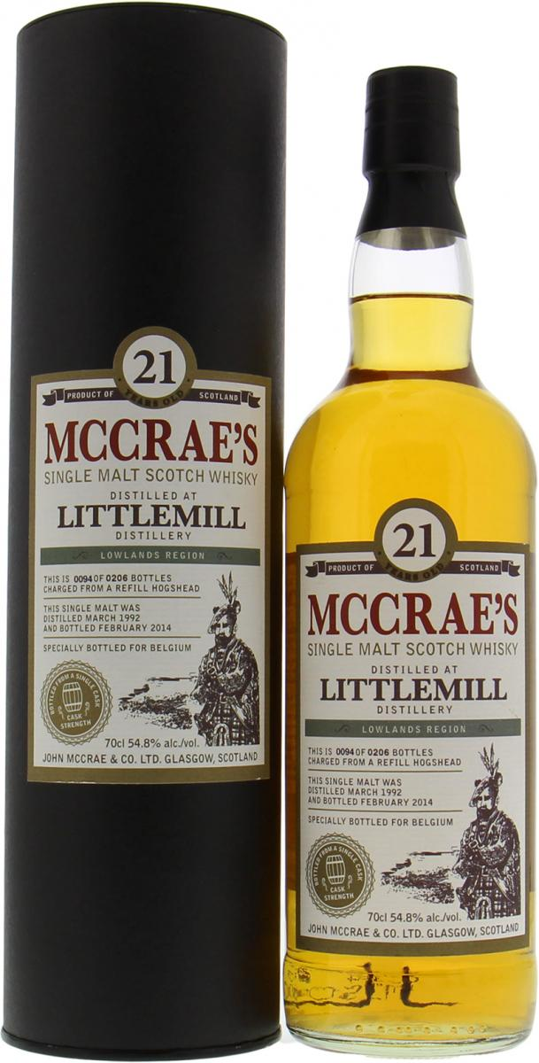 Littlemill 1992 JMC