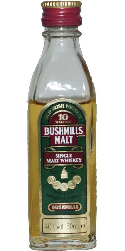 Bushmills 10-year-old