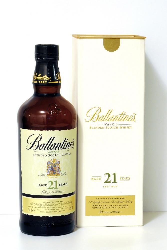 Ballantine's 21-year-old