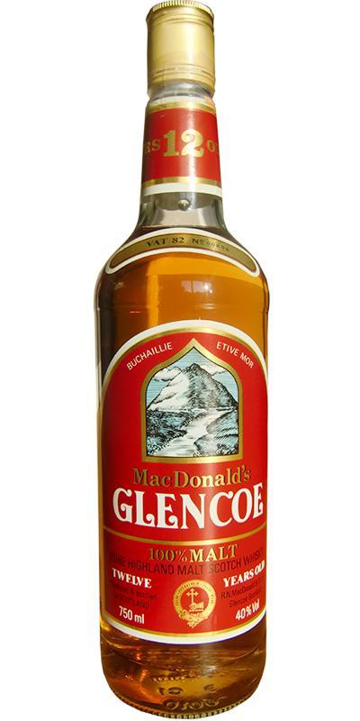 Glencoe 12-year-old MacD