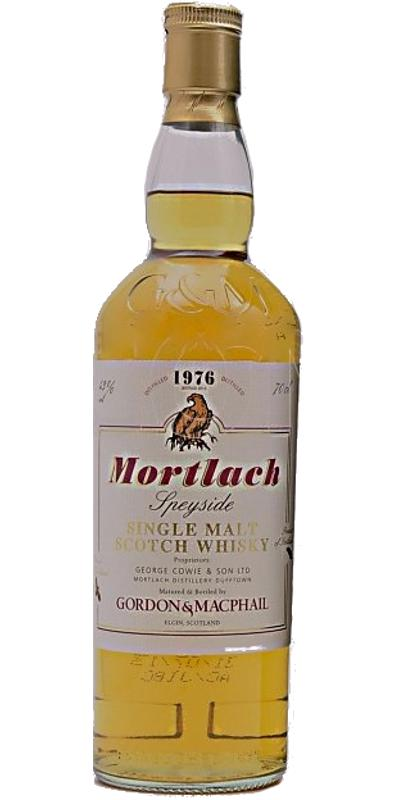 Mortlach 1976 GM