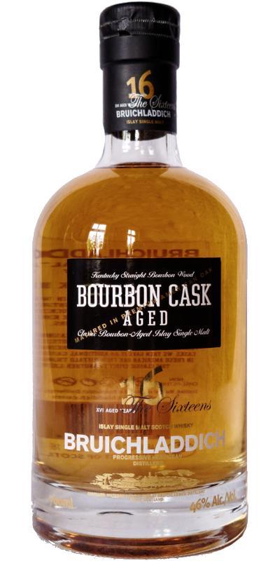 Bruichladdich 16-year-old Bourbon