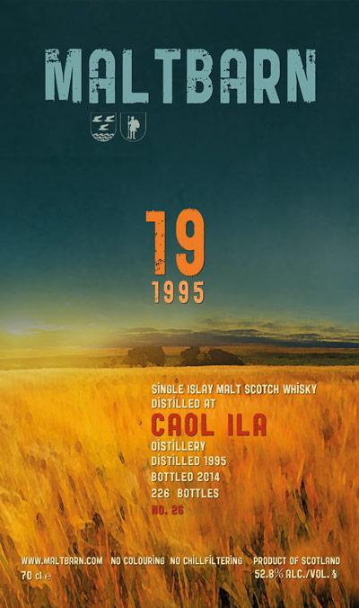 Caol Ila 1995 MBa