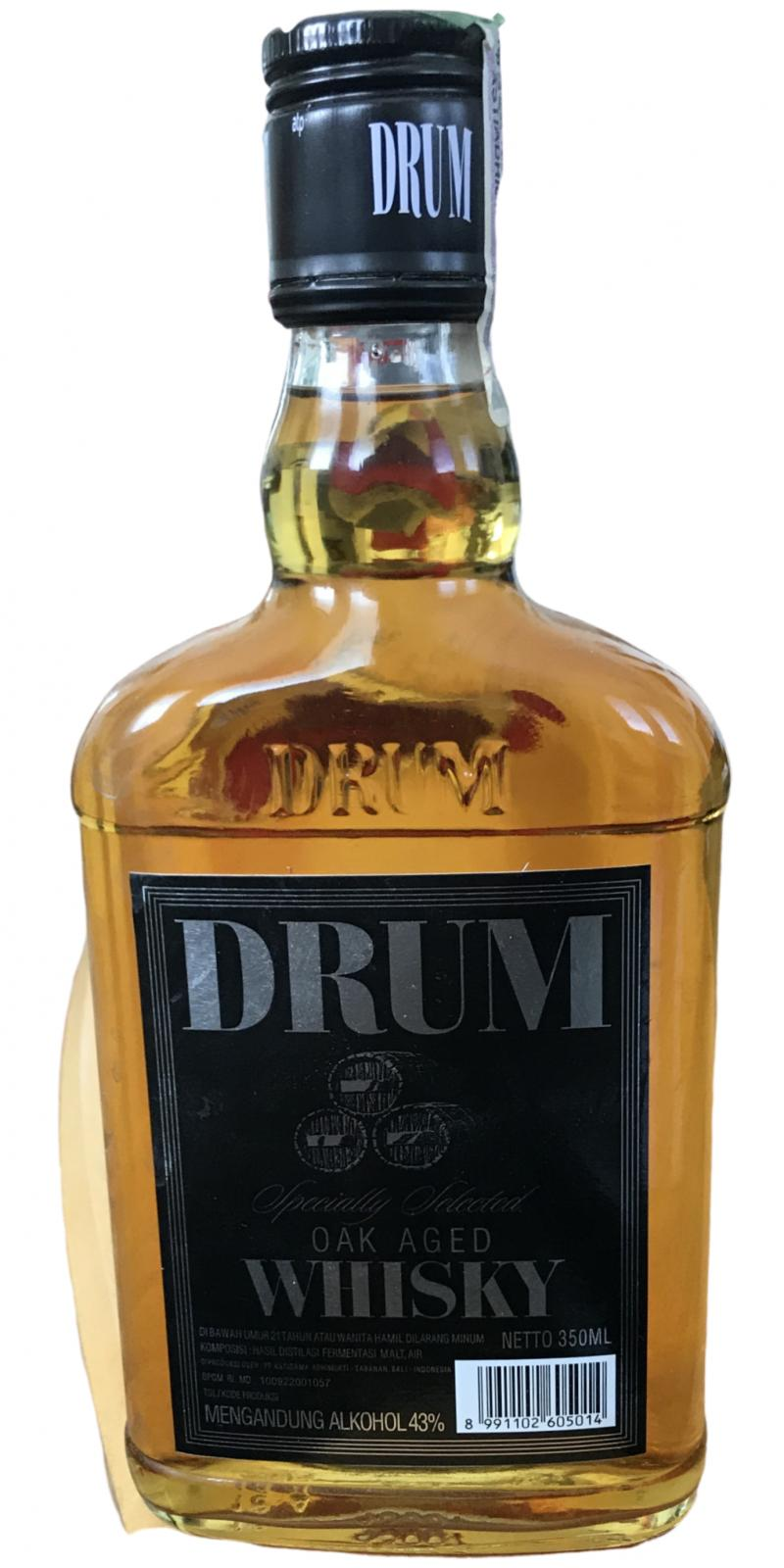 Drum Specially Selected