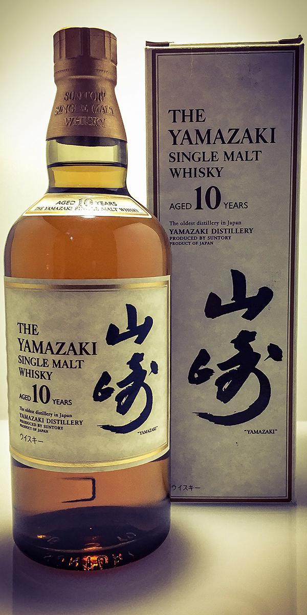 Yamazaki 10-year-old