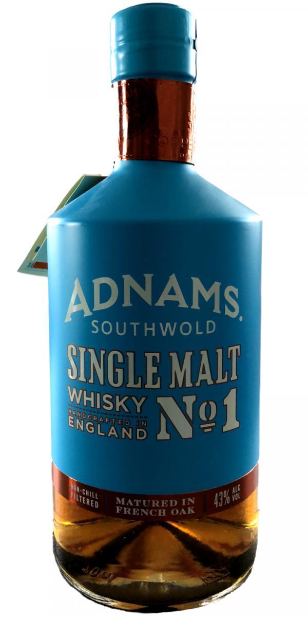 Adnams Single Malt No 1