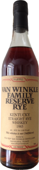 Van Winkle 1985